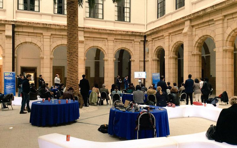 Legal Hackathon en la Universidad de Deusto en Bilbao