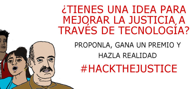 Concurso #HackTheJustice del Instituto de Innovación Legal