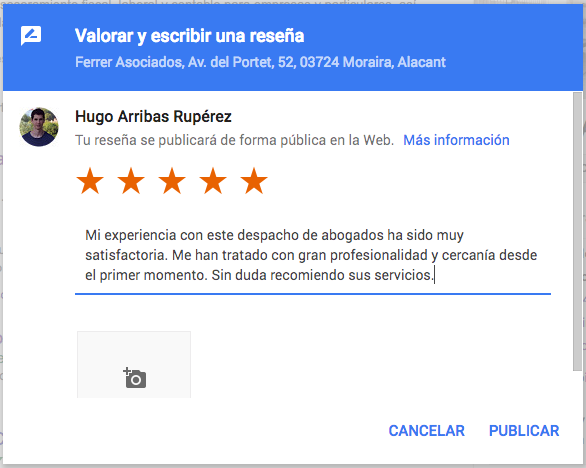 google-my-business-abogados-opinion
