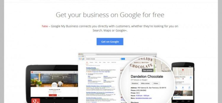 Google My Business, juristas a la vista