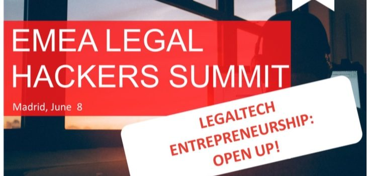 El congreso «Legal Hackers EMEA Summit 2019»: la LegalTech a debate